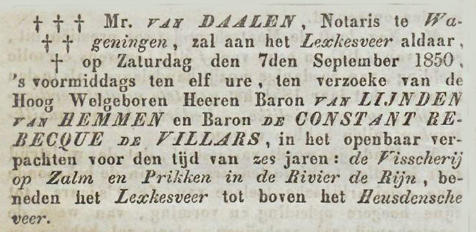 Arnhemsche Courant, 3 september 1850