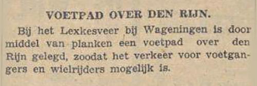Arnhemsche courant, 18 januari 1940