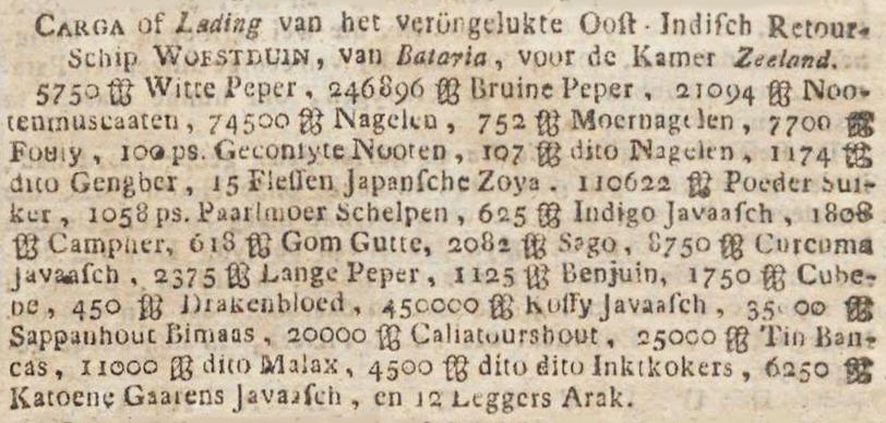 Cargo Woestduijn