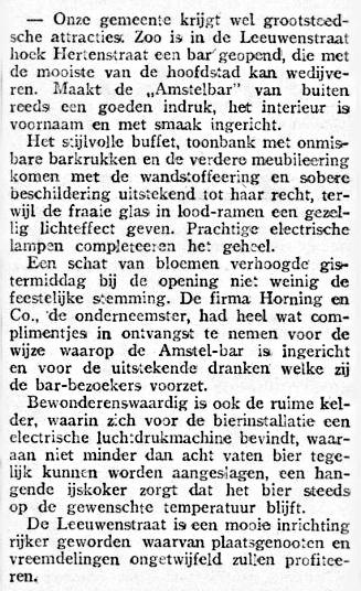 De Gooi- en Eemlander, 10 mei 1924