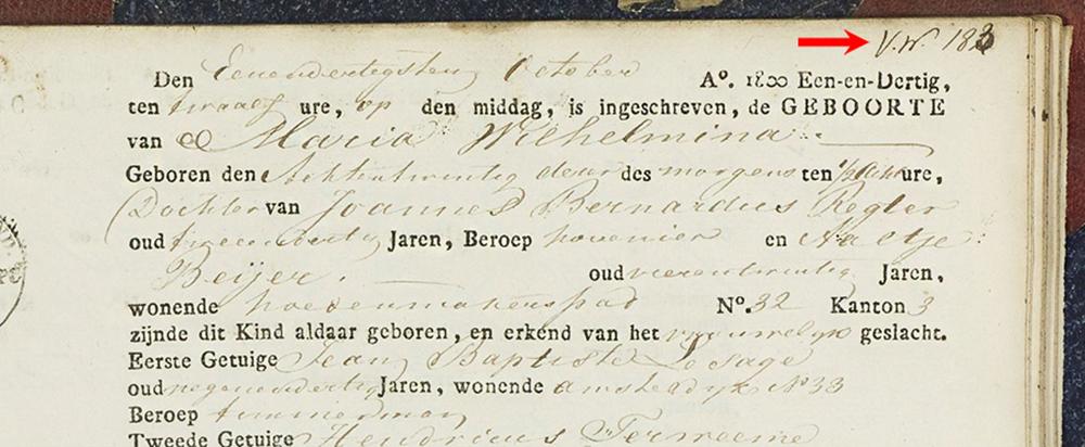 Folionummer 183