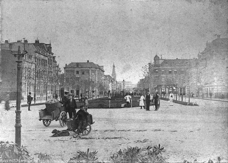 Hamerstraat Nijmegen 1895