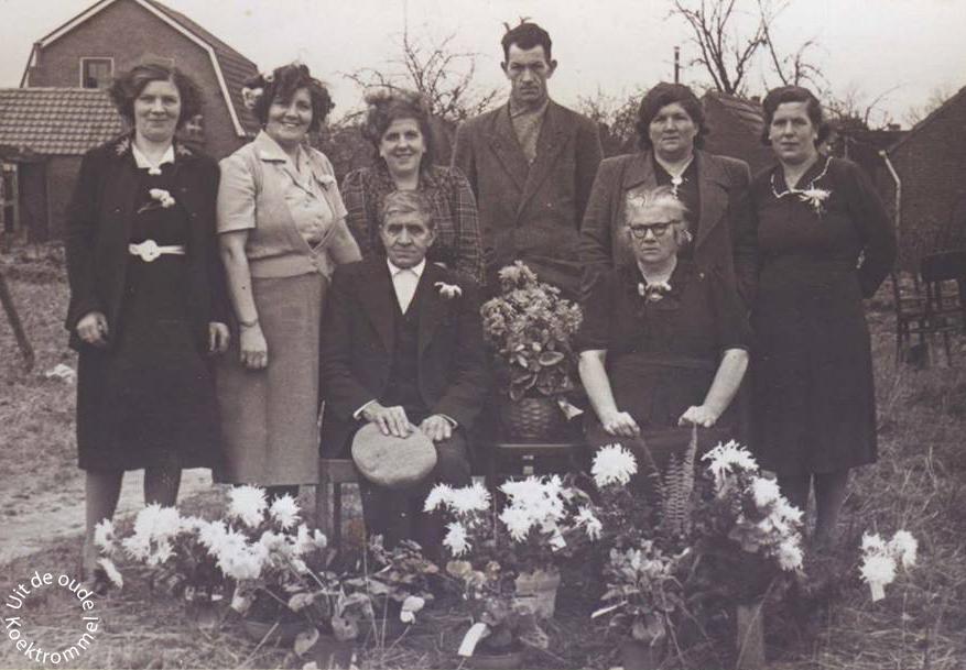 Het gezin Vermeer-Hulstein