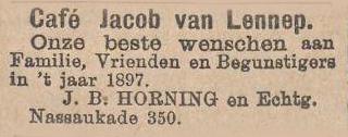 Het nieuws van den dag, 1 januari 1897