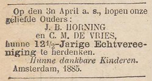 Het nieuws van den dag, 20 maart 1885