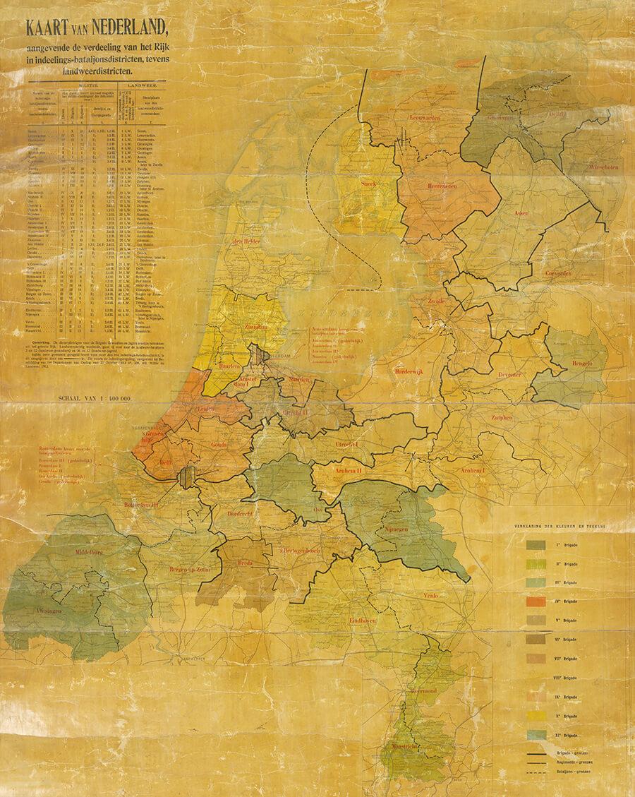 Landweerdistricten
