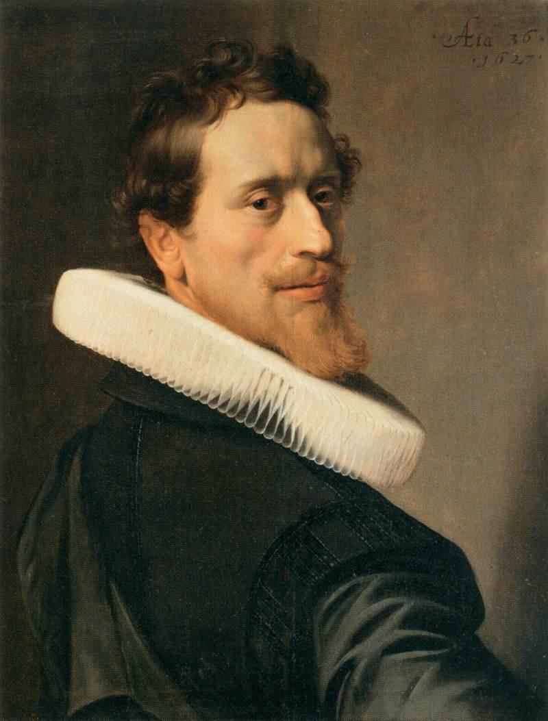 Nicolaes Eliasz Pickenoy, zelfportret (1627)