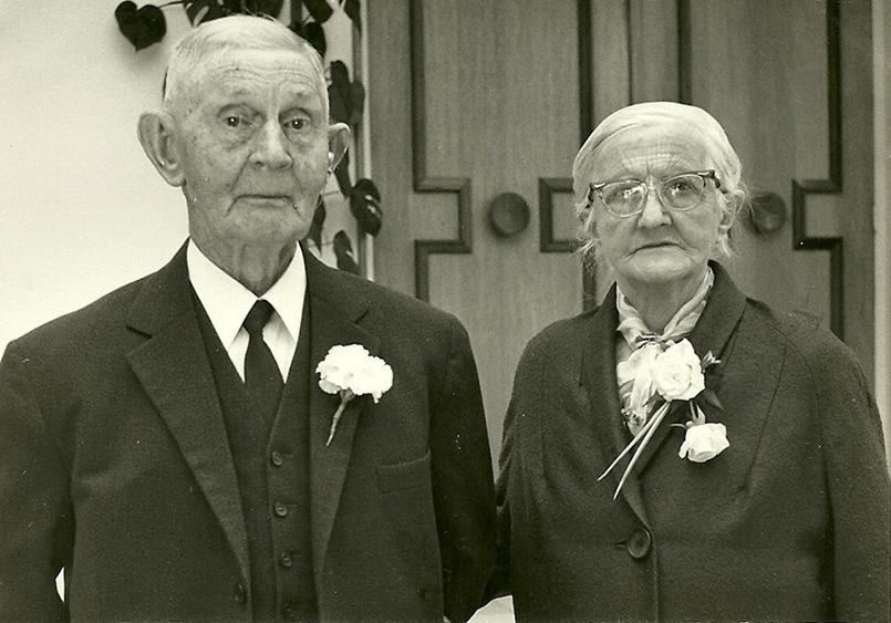 Opa en Opoe Jansen