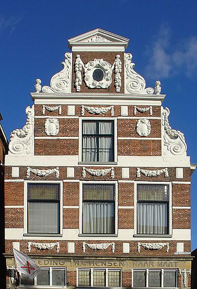 Oude Ebbingestraat in Groningen