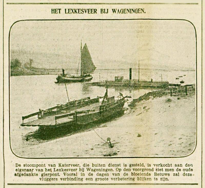 Rotterdamsch nieuwsblad, 7 maart 1930