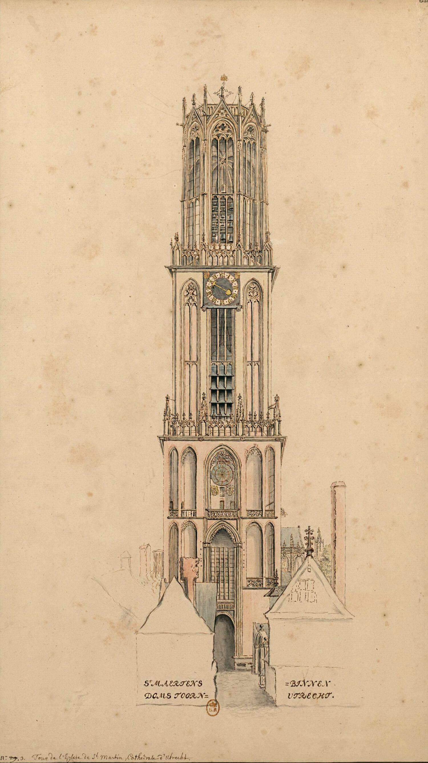 Sint Maartensdom Utrecht