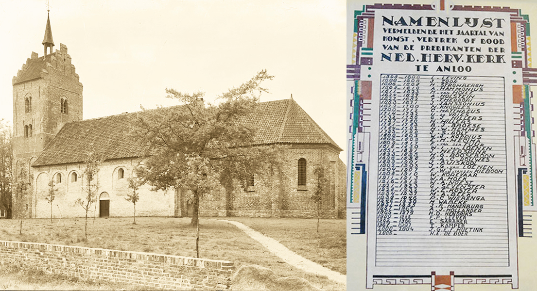 Sint-Magnuskerk te Anloo