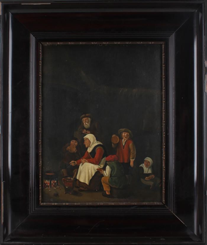 Spekdikken eten (Albertus Johannes van Ludolphi)