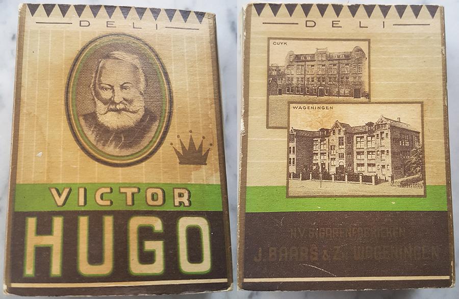 Victor Hugo sigaren