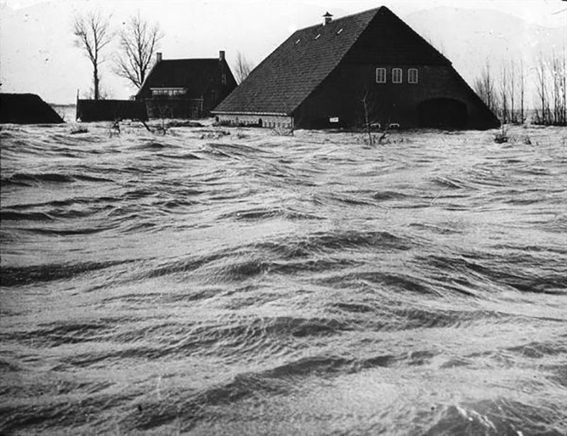 Watersnoodramp van 1953